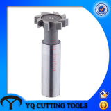HSS Woodruff Keyseat Milling Cutter with Straight Teeth