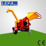 Tractor Mounted Wood Chipper with Hydraulic System