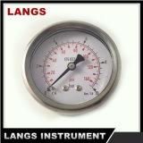 """070b 2.5"""" Wika Type Rolling Ring Brass Internal Pressure Gauge"""