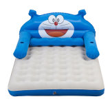 Children or Adult Comfortable Foldable PVC or TPU Inflatable Cat Air Bed