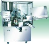 Tube Filling Sealing Machine for Toothpaste/Hotel Products/Tube Packing Machine