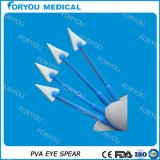 Single Use Eye PVA Spear Surgical Eye Drapes Medical Supply