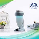HiFi Desk Lamp Multimedia Bluetooth Mini Speaker with Portable Colorful Mood Light