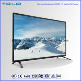 "OEM Hotel Mode 32 "" Smart WiFi LED TV Wall Bracket Wide Viewing Angle"
