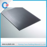 PC Hollow Sheet Grey Color