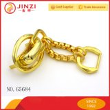 New Design D Ring Chain Buckles Component Metal Bag Fitting