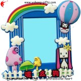 Hot Sell Colorfully Lovely PVC Photo Frame for Wholesale (YH-PF050)