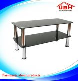 Simple 2 Layer High Temepreture Ink Screen TV Stand