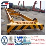 Semi-Automatic 40 Feet Container Spreader Lifting Frame