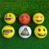 Cute Emoji Golf Ball Funny Ball