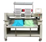 2 Heads High Speed Embroidery Machine with All Servo Motors--Wy1502c