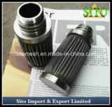 Stainless Steel Wire Mesh Cartridge Filter/ Woven Wire Mesh Filter