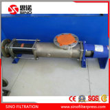 Low Speed Screw Pump with Reduction Box