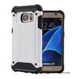 Hybrid Hard PC + Soft Silicone Combo Armor Mobile Cell Phone Case for Samsung Galaxy S7 S7 Edge