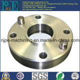 ODM High Class CNC Machining Stainless Steel Round Base