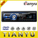 Single DIN Fixed Panel Car DVD Player 523