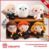 Manufacture Mini Cute Cartoon Characters Plush Toy Keychain Gifts, Sounveir