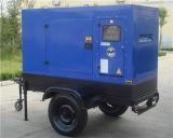 Portable Mobile Soundproof Type Diesel Genset with Cummins Generator