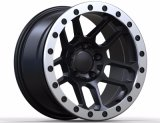 17inch Beadlock-Offroad-Racing-Alloy Wheel for Jeep or Raptor