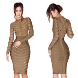Beaded Mesh Vail Women Clothing
