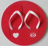 Custom Logo EVA Frame Advertising Beach Slipper