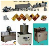 Core Filled Corn Puff Food Snack Extruder