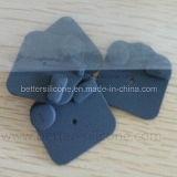 Elastomer Rubber Translucent Silicone Backlit Keyboard