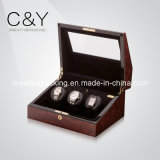 Top Quality Triple Wooden Watch Winder