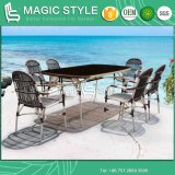 New Design Wicker Dining Set Wicker Chair Dining Table Outdoor Dining Set Sofa Set
