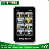2-Way Remote Vehicle Starter with Color Touch-Screen Display (TS11)