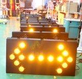 Thailand Standard Road Construction LED Traffic Arrow Board