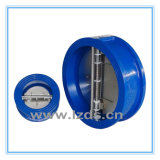 Spring Loaded Dual Disc Wafer Check Valves for Clean Liquid