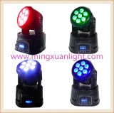 7*10W RGBW 4in1 Mini Moving Head (YS-212)