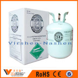 Refrigerant Gas R134A with Disposable Cylinders for Sales
