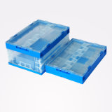 530 Series Folding Carton Collapsible Box with Transparent Lid