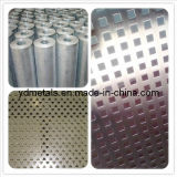 Ss304 Stainless Steel Perforated Metal Mesh