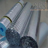 Aluminum Foil / Foam Reflective Aluminium Bubble Foil XPE Foam Insulation