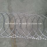Galvanized Razor Barbed Wire (manufactory)