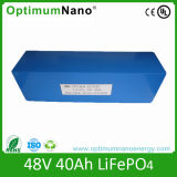 48V 40ah Lithium Iron Phosphate Battery for Telecom Energy Storage