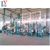 Multifunction Grain Wheat Corn Flour Milling Making Machine Plant