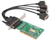 4-Port Industrial-Grade RS-232 PCI Multiport Serial Card (UT-764)