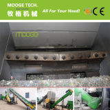 V-Rotor Cutting Type Waste Plastic Granulator
