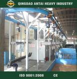 Overhead Rail Shot Blasting Machines