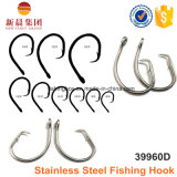 39960d Silver Color Size 12/0 Stainless Steel Fishing Hook