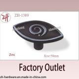 Zinc Alloy Archaize Single-Hole Handle European Style Handle (ZH-1389)