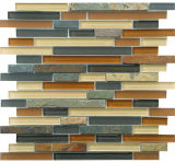 Wall Mosaic/Crystal and Stone Mosaic/Glass Mosaic/Mosaic Tile (HGM271)