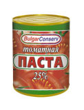 High Quality Canned Tomato Paste 22-24%, 28-30%