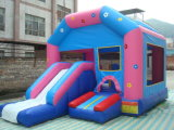 Inflatable Jumping Bouncer Castle Combo (86467)