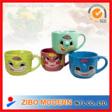 11oz Ceramic Nose Mug with Different Decals