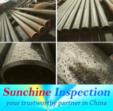 Carbon Steel Pipe Pre-Shipment Inspection / Building Materials Inspection Services